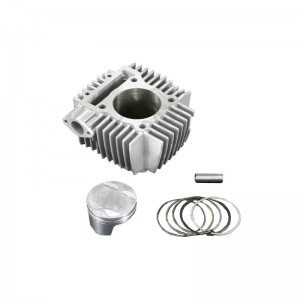 KIT CYLINDRE PISTON 212cc